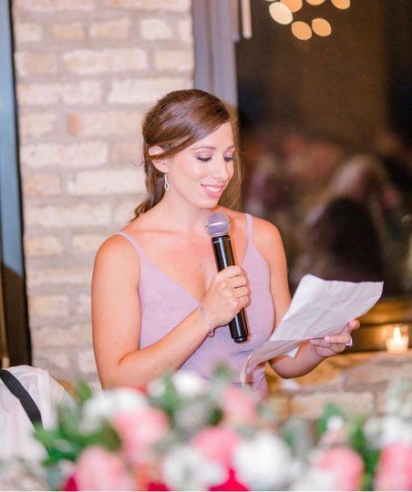 Time for speeches - Bozena Voytko Photography