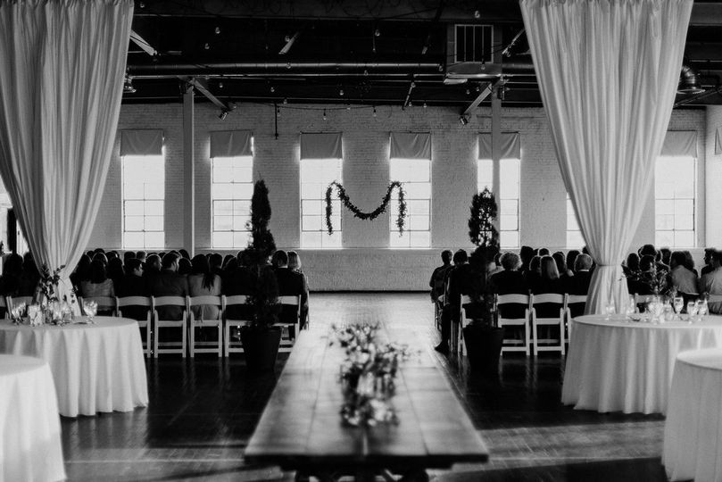 Center Piece and Center Aisle