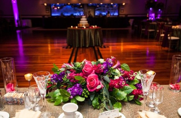 Tmx 1455238383154 Head Table Looking Out Oak Forest, IL wedding venue