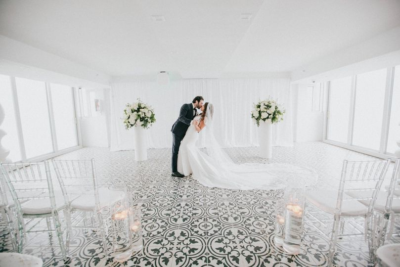 Tower Suite Wedding
