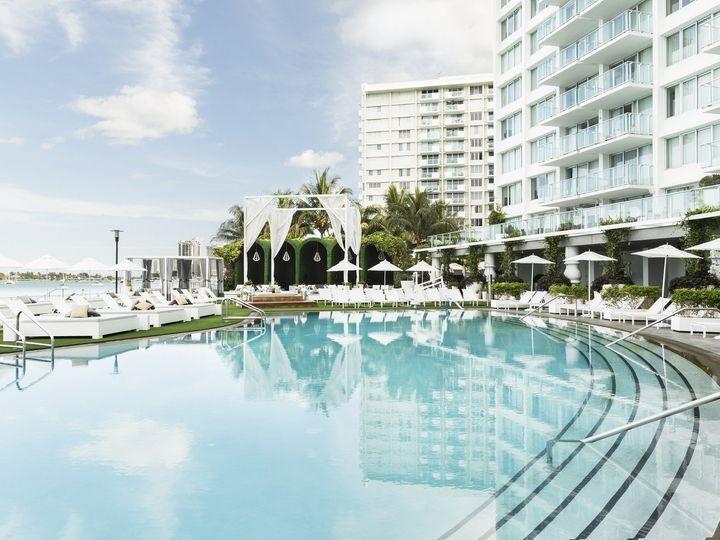 Tmx 1486064677529 Pool Sm Miami Beach, FL wedding venue