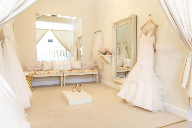 Pure english couture bridal reviews ratings wedding for Wedding dresses in hampton roads
