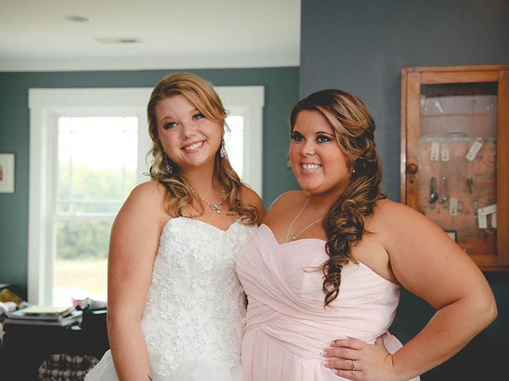Tmx 1423500016925 Hair And Makeup 2 Greensboro wedding beauty