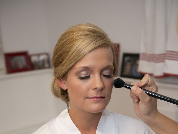 Tmx 1429322794956 Makeup Greensboro wedding beauty