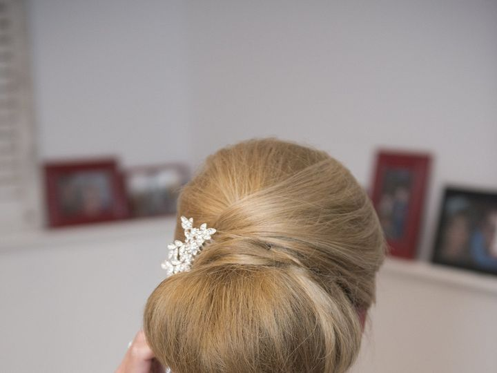Tmx 1429322827756 Updo Greensboro wedding beauty