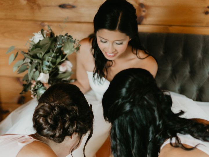 Tmx 1535562918 424662556deddd8c 1535562917 Fb4b0f5cd61bc595 1535562916488 12 Bridal Party Greensboro wedding beauty