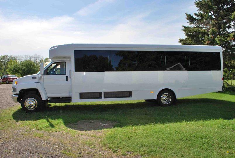 Titan Limo Bus