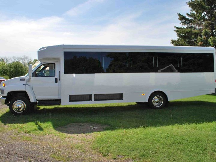 Tmx 1417571848602 New20bus1 Westland wedding transportation