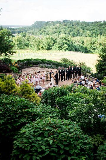 The Studio Inn ceremony site