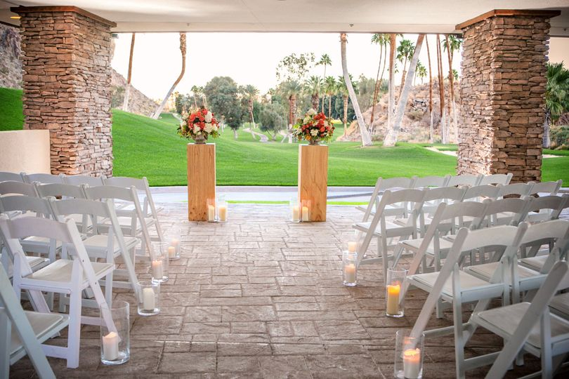 jennifer yount veranda ceremony photos