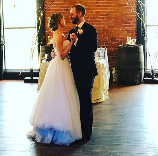 First Dance at The Foundry
