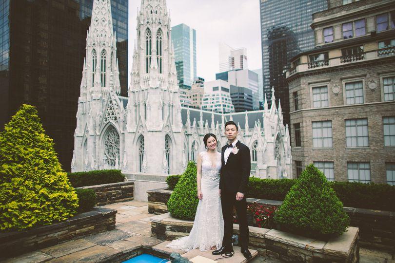 loft and garden wedding ct 0312