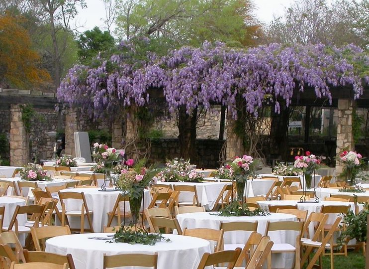 San Antonio Botanical Garden Reviews Ratings Wedding Ceremony Reception Venue Texas San