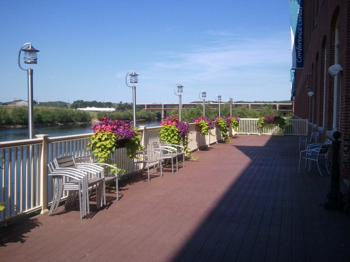 Tmx 1392052551256 Deck Jul Lawrence, MA wedding venue
