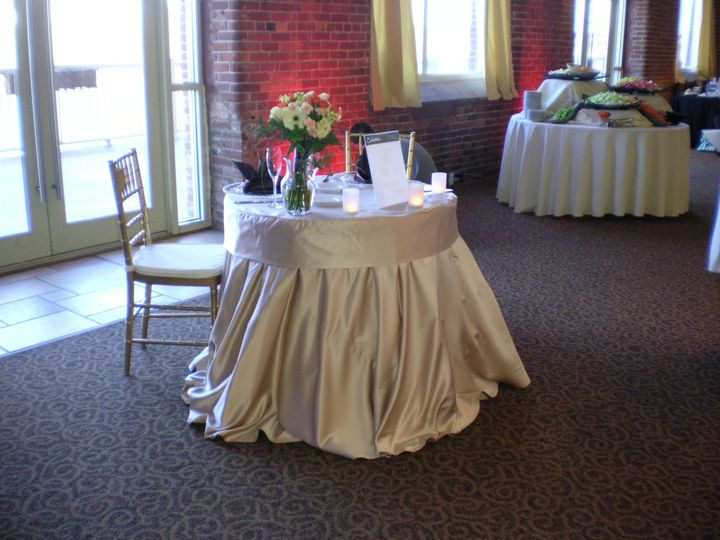 Tmx 1392052885401 Sweetheart Tabl Lawrence, MA wedding venue