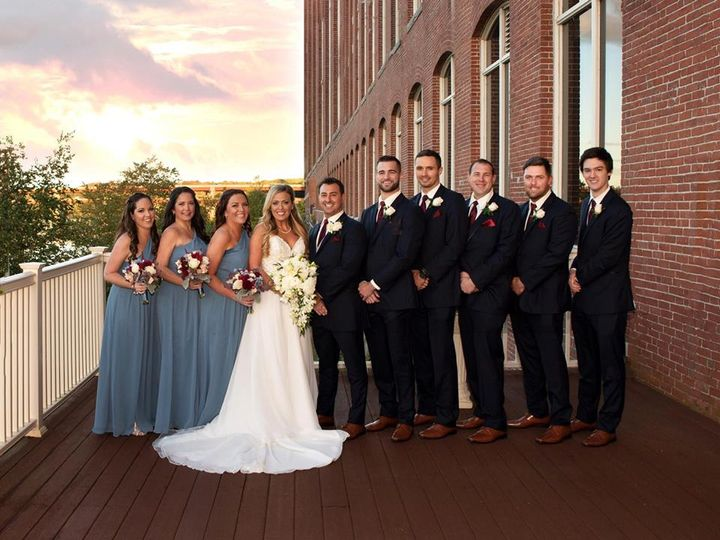 Tmx Bridal Party Deck 51 168623 V1 Lawrence, MA wedding venue