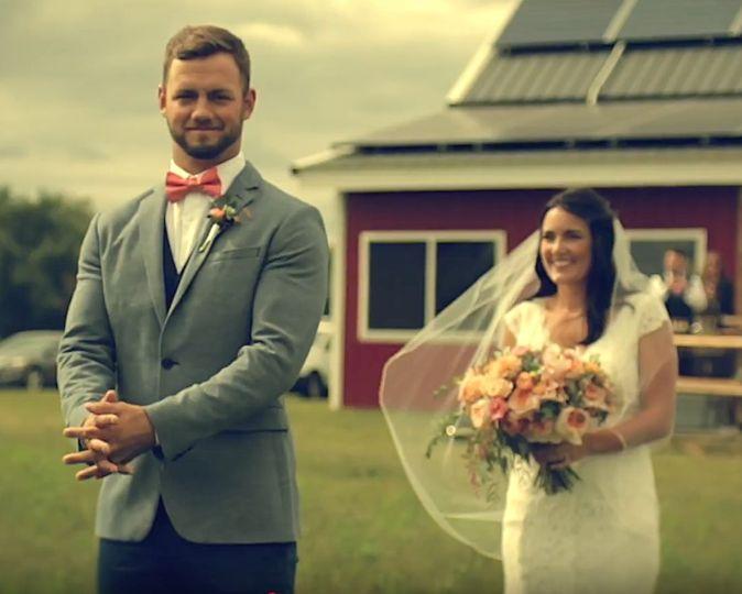 First Look - Lauren & Jake
