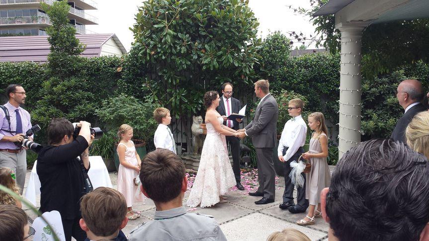 Russow Wedding