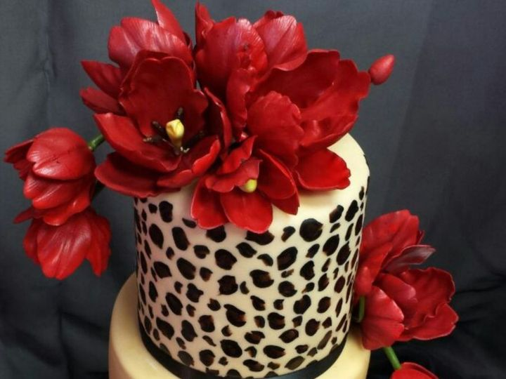 Tmx 1414098799584 900x900px Ll De8bf357photogrid1408329556546 Brooklyn wedding cake