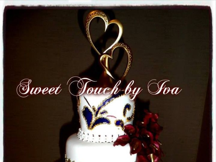 Tmx 1414098814463 1383669702232999805713296854725n Brooklyn wedding cake