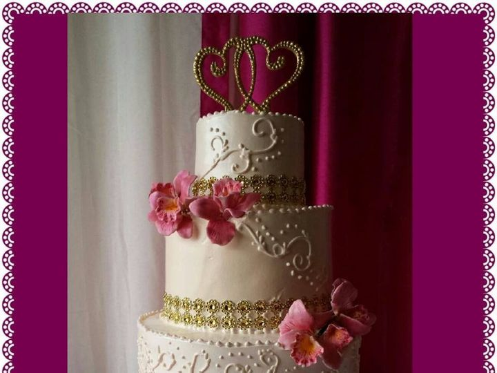 Tmx 1414098987624 1549554758219307540415688206245n Brooklyn wedding cake