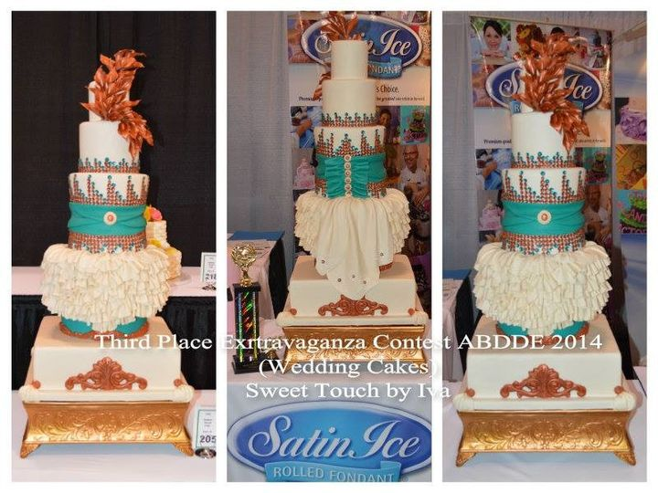 Tmx 1414099013293 100139637947473938876061724674969n 1 Brooklyn wedding cake