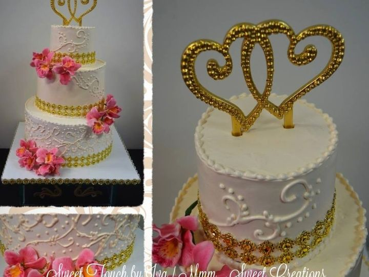 Tmx 1423009158304 1622590762458567116489153831561n Brooklyn wedding cake