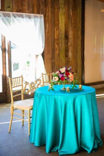 Design: Pure Luxe Bride Photography: Dana Cubbage Weddings
