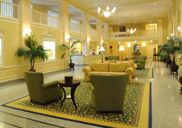 Guests' lounge