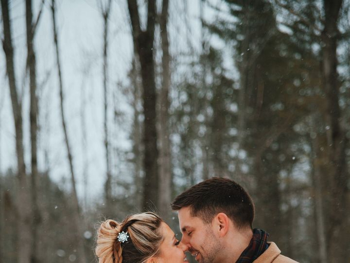 Tmx 1514585041774 Winter Elopement Manchester, Vermont wedding venue
