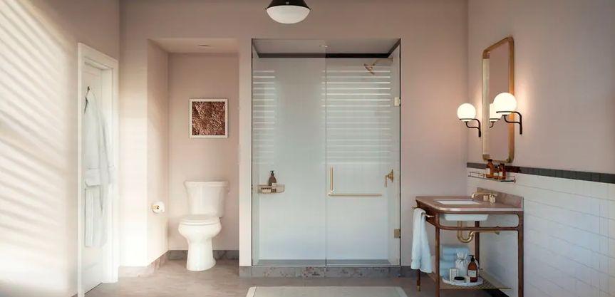 The Candler King Bathroom