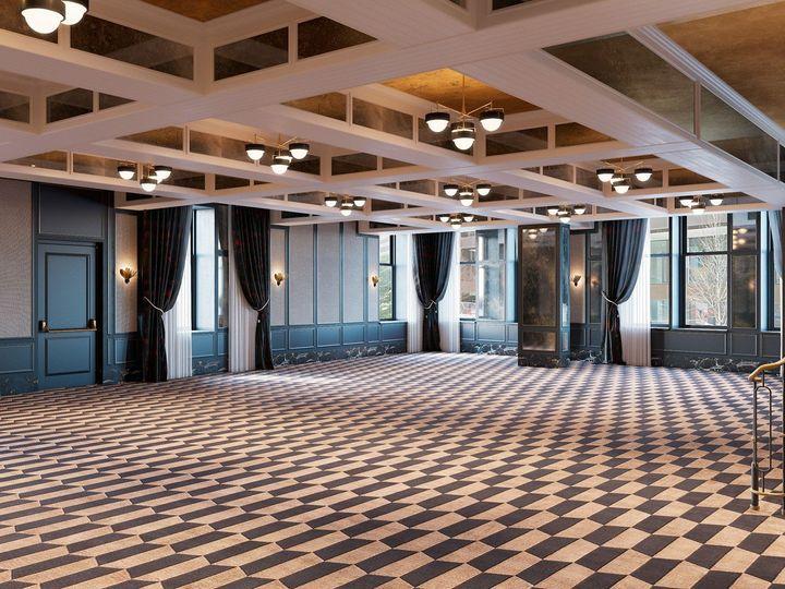 Tmx The Candler Hotel Ballroom02 1920x1080 51 1061723 1556045079 Atlanta, GA wedding venue