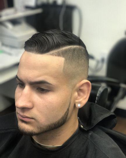 Mid Skin Fade Comb