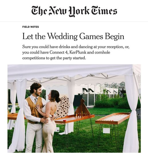 Jambo in the New York Times