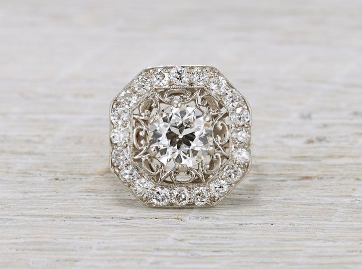 tiffany and co vintage engagement ring 2021 21024x