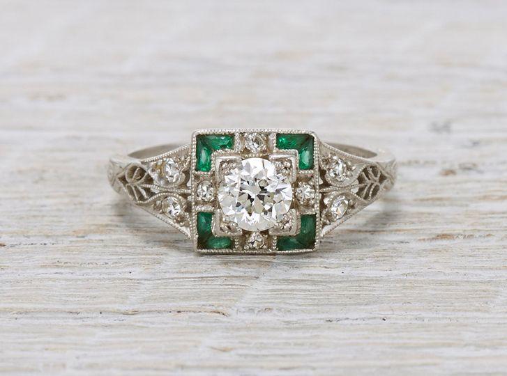 vintage engagement ring 2015 29c82f0ed 75a7 40db b