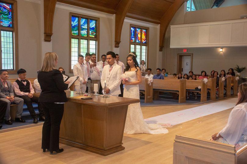 April 28, 2019 Wedding