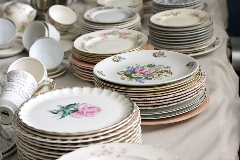 China plate collection