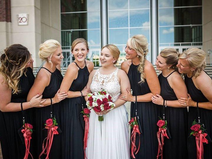 Tmx Haleymartin Wedding 51 1865723 1566414792 Omaha, NE wedding beauty