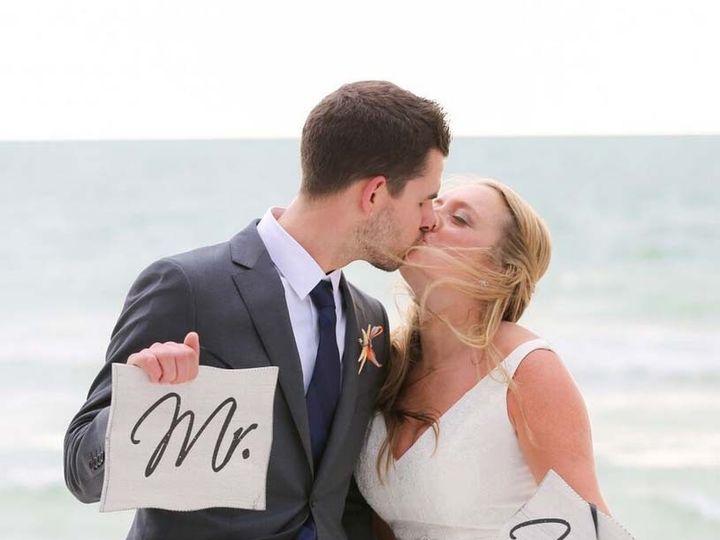 Tmx 1440086555577 Mr And Mrs Signs Saint Petersburg wedding planner