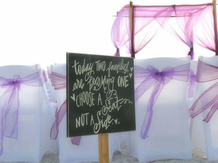 Tmx 1440086587059 Pick A Seat Chalkboard Saint Petersburg wedding planner
