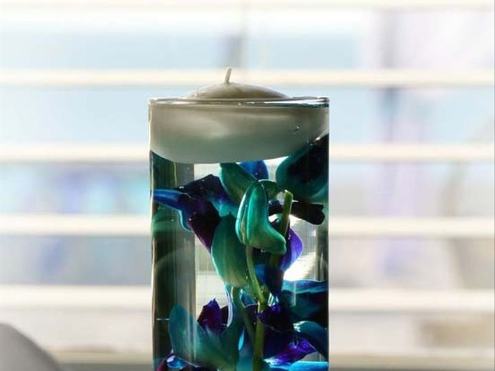 Tmx 1440086607364 Orchids And Floating Candle Saint Petersburg wedding planner
