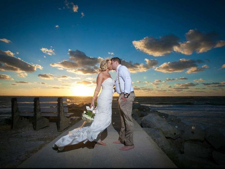Tmx 1440086890125 Pass A Grille Pier At Sunset Saint Petersburg wedding planner