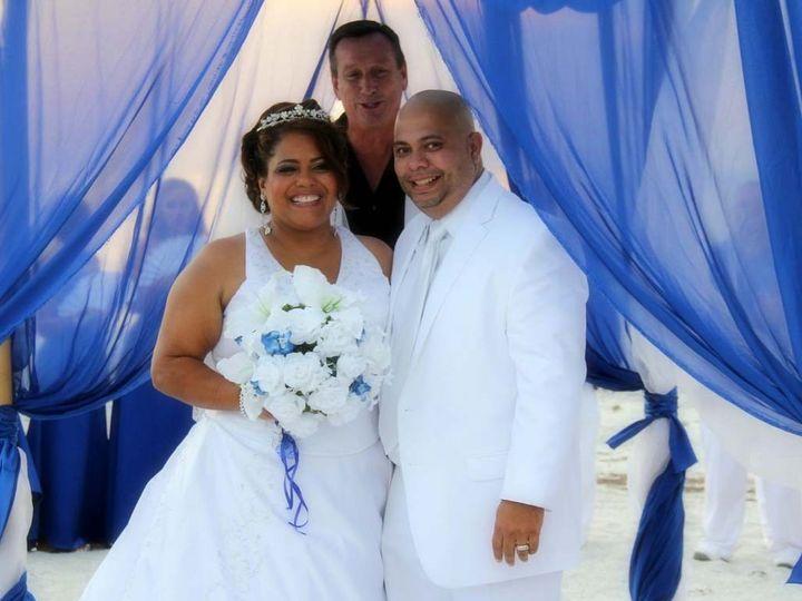 Tmx 1440086913852 Royal Blue Draped Arch Saint Petersburg wedding planner