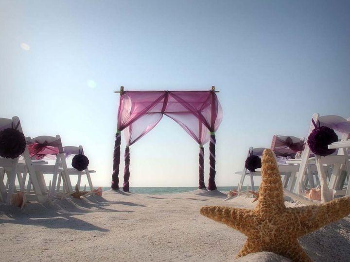 Tmx 1440086976747 Eggplant Pomanders And Starfish Saint Petersburg wedding planner