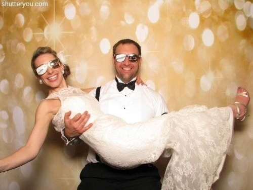 Fun newlyweds
