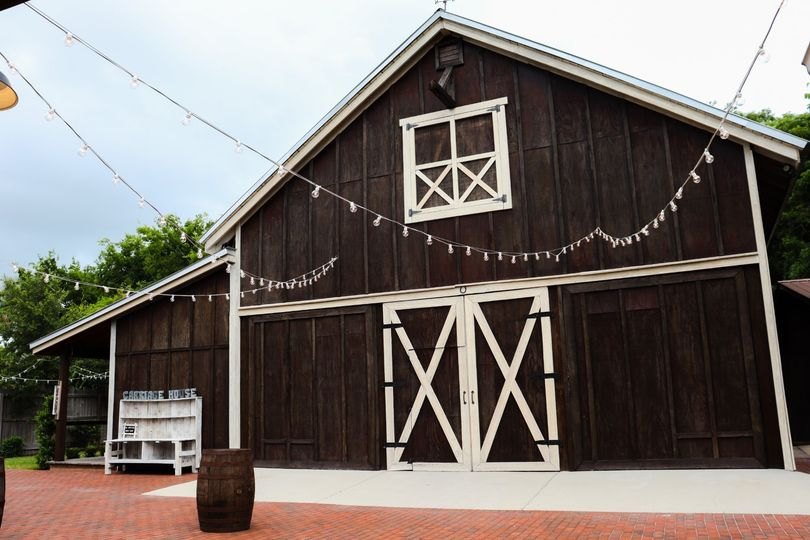 The Carriage House barn