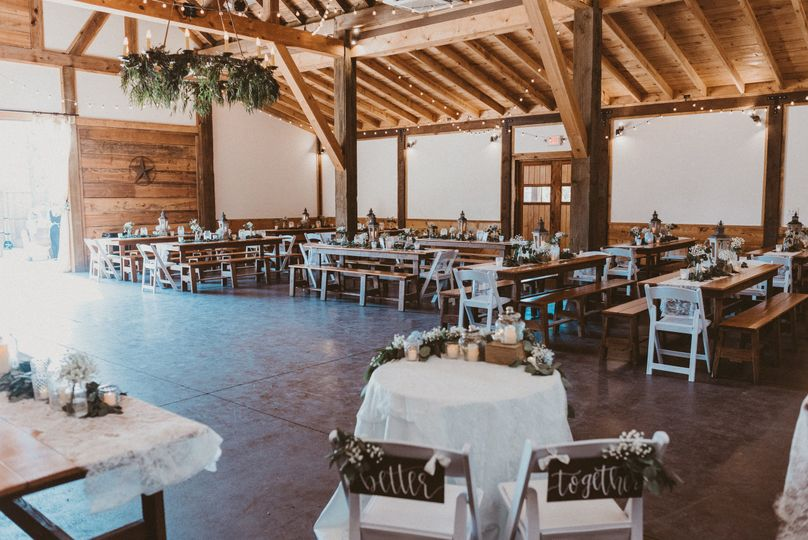 Interior Wedding decor