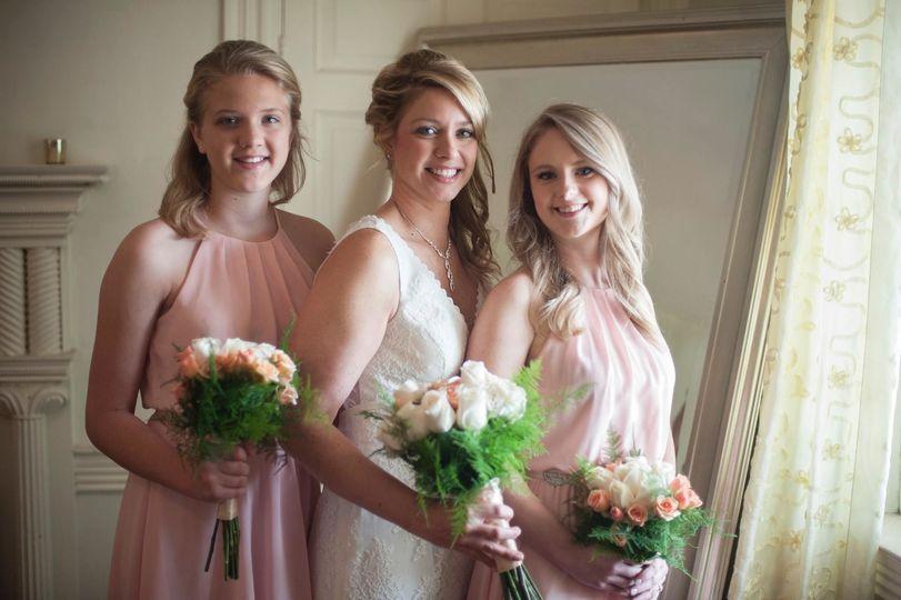 robin crawford bridesmaid