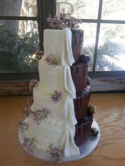 Tmx 1407901200953 Wedding Cake 4 Winter Haven wedding cake